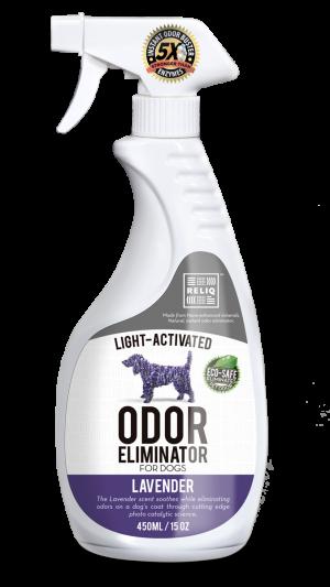 Reliq środek dezodorujący dla zwierząt lawenda 450 ml