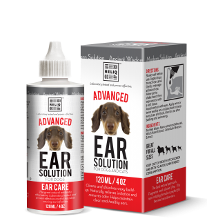 Reliq preparat do pielęgnacji uszu Advanced Ear Solution 120 ml